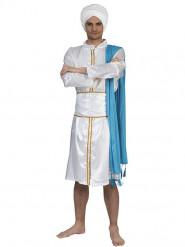 Kostüm Prinz in Weiß für Männer