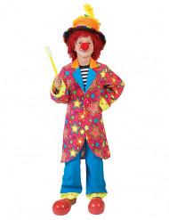 Buntes Clownskostüm für Jungen
