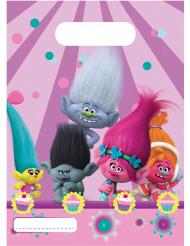 6 Geschenktüten Trolls™