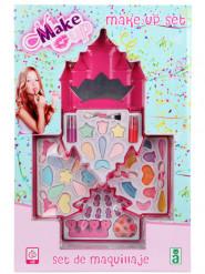 Schminkset Schloss für Prinzessinnen
