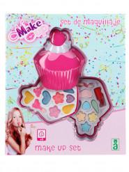 Schminkset Cupcake für Mädchen