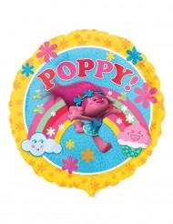 Aluminiumballon Trolls ™ Poppy 43 cm