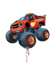 Aluminiumballon Blaze et les Monster Machines™86 cm