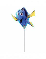 Kleiner aufgeblasener Aluminiumballon Die Welt von Dory™