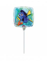 Folienballon Finding Dory ™ aufgeblasen