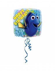 Folienballon Happy Birthday Findet Dory™ 43 cm