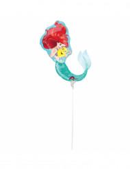 Kleiner Folienballon Arielle Die Meerjungfrau™