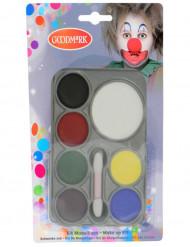 Schminkpalette 7 Farben