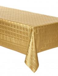 Papier-Tischdecke für festliche Anlässe Tischzubehör goldfarben 1,2 x 6 m