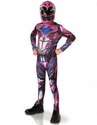 Pinkes Power Rangers™ Kostüm für Kinder