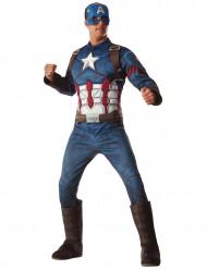 Kostüm Captain America Avengers™ Luxus für Erwachsene
