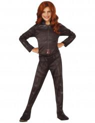 Black Widow™Kostüm für Mädchen - Avengers™