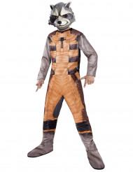 Waschbär Rocket Raccoon™ Kostüm für Kinder