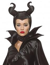 Offizieller Maleficent™-Kopfschmuck für Damen schwarz