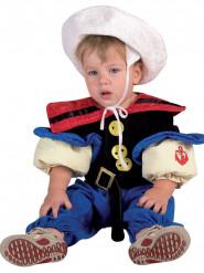 Marine Kostüm für Babys