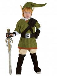 Kostüm Rücker nach Nimmerland für Jungen