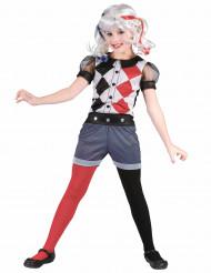 Kostüm Harlekin für Mädchen!