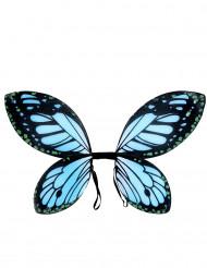 Schmetterlingsflügel schwarz für Mädchen