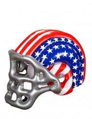 Aufblasbarer USA Football-Helm für Kinder