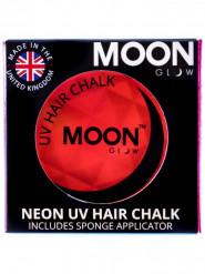 UV Haarkreide für Strähnen Moonglow © rot 3,5 g