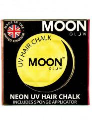 UV Haarkreide für Strähnen Moonglow © gelb 3,5 g