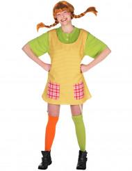 Pippi Langstrumpf™ Kostüm für Damen