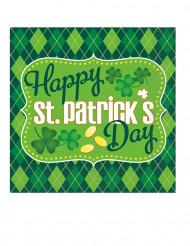 St. Patrick's Day Papier-Servietten 33 x 33 cm