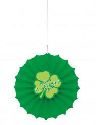 St. Patrick's Day Rosette zum Aufhängen