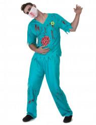 blutender Arzt Kostüm für Herren