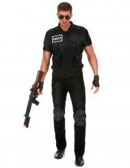 SWAT Kostüm für Herren
