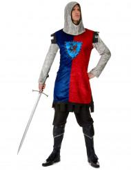 Ritter-Kostüm für Herren aus Samt