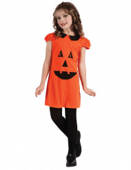 Kürbis-Laterne Kostüm für Kinder!