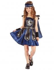Ritterin Kostüm für Mädchen