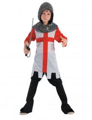 Kreuzritterkostüm für Jungen