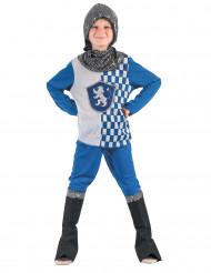 Kostüm blauer Ritter für Jungen
