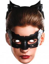 Catwoman™Maske aus Karton