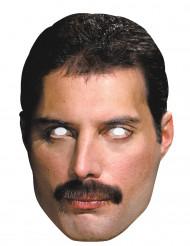 Freddie Mercury™ Pappkarton-Maske