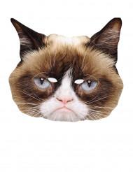 Maske einer mürrischen Katze Grumpy Cat™