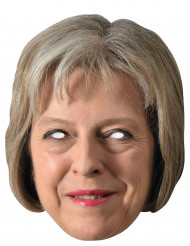 Theresa May Maske