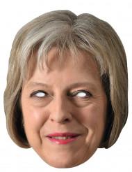 Theresa May Maske
