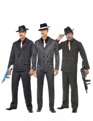Kostüm Gangster für Herren