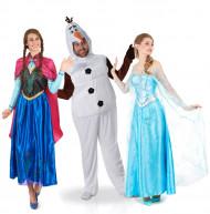 Gruppenkostüm die Eiskönigin™