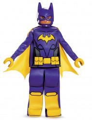 Batgirl LEGO® Movie Kinderkostüm schwarz-gelb-violett