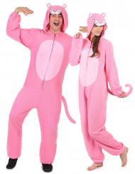 Paarkostüm rosa Panther