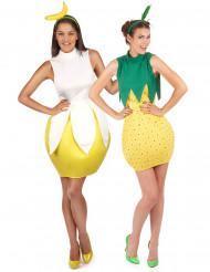 Paar Obstkostüm für Damen