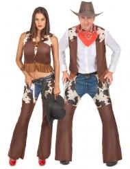 Paarkostüm Cowboy
