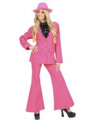Kostüm pink für Damen