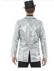 Disco-Jacke für Herren mit Pailletten