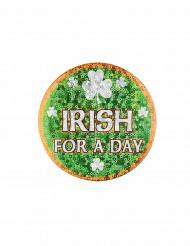 Brosche für St Patrick