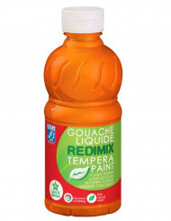 Wasserlösliche Pigmentfarbe in orange 250 ml Lefranc & Bourgeois®